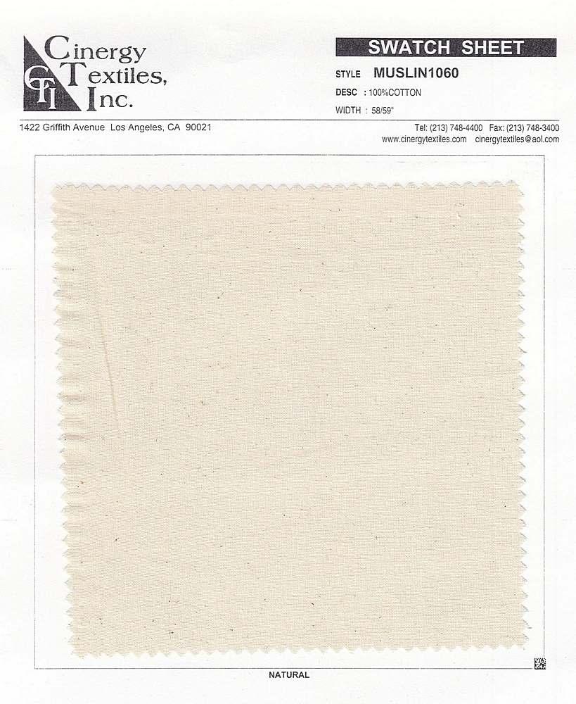 MUSLIN1060 / Cotton Muslin 100%Cotton