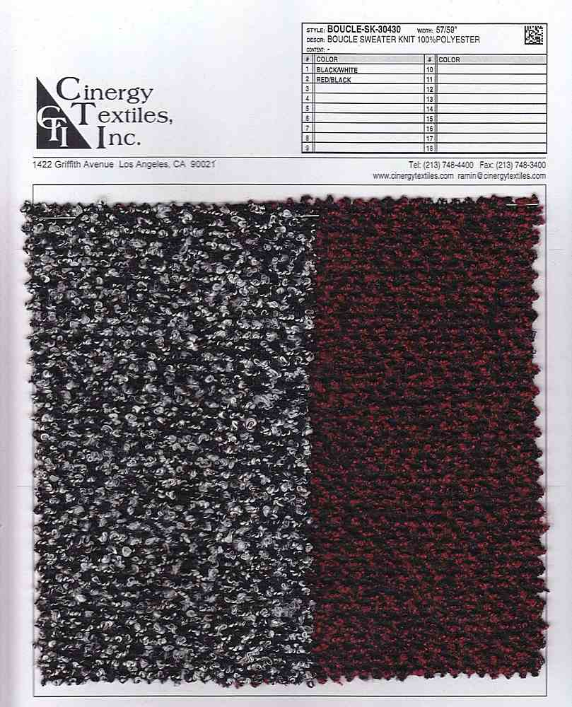 BOUCLE-SK-30430