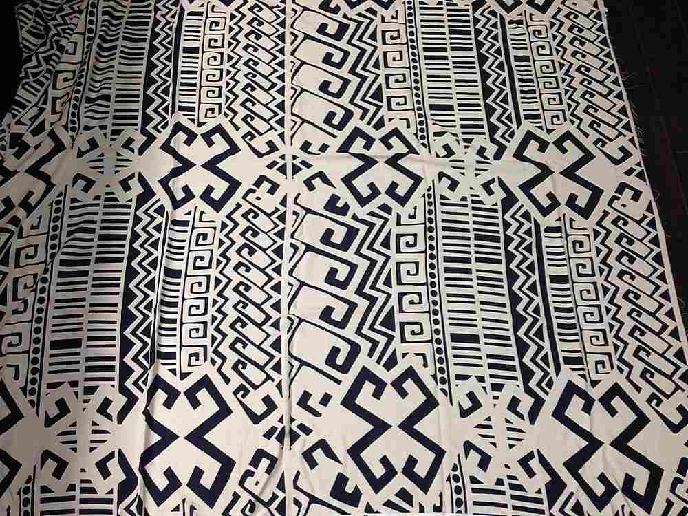 CHALLIS-80672 / Woven Printed Challis 100%Rayon